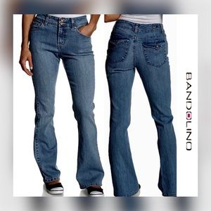 BandolinoBlu~ slightly high waisted jeans!